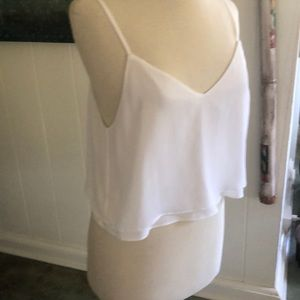 Alice and Olivia large tank fits all sizes